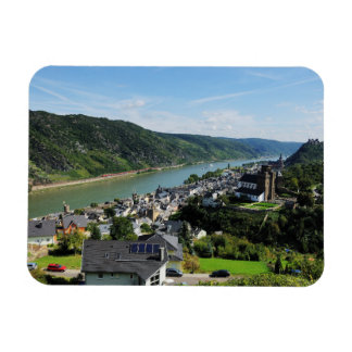 Magnet Oberwesel in the central Rhine Valley