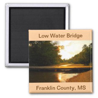 Magnet of Low Water Bridge