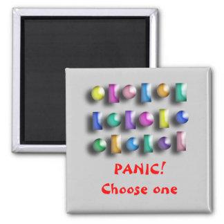 Magnet - Panic