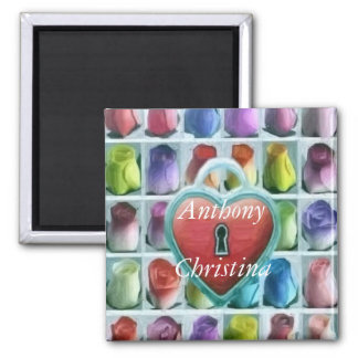 Magnet- Personalize it! Square Magnet