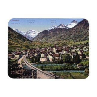 Magnet, Schwanden, Glarus, Switzerland Magnet
