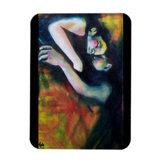 Magnet, 'sleep' by Jennifer Baumeister Magnet