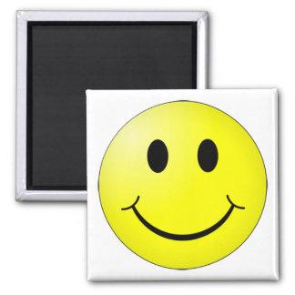 Magnet_Smile Square Magnet