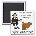 Magnet Square- Thanksgiving