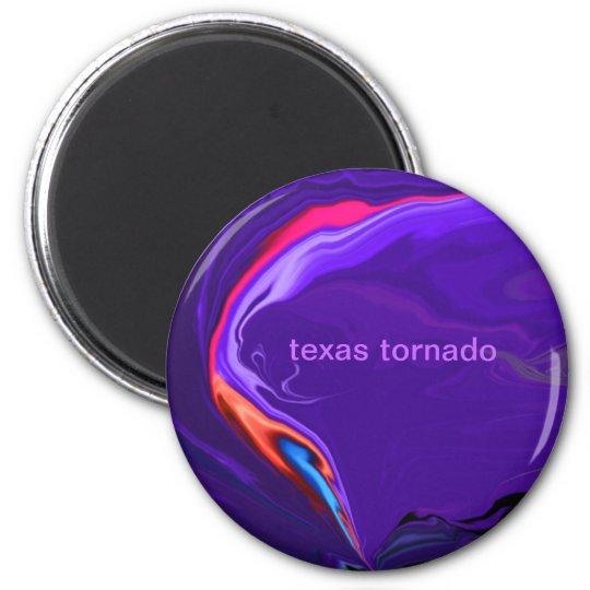 Magnet Templatetexas tornado