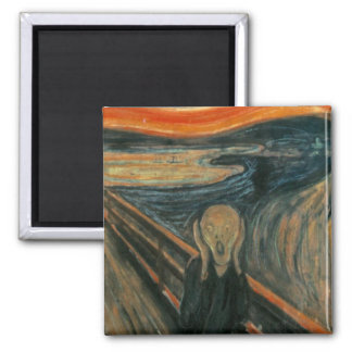 Magnet The Scream or Skrik
