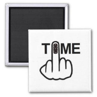 Magnet Time Flip