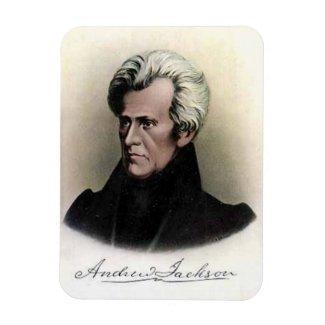 Magnet - US Presidents - Andrew Jackson