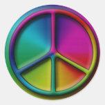 magnet_v2 round sticker