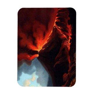 Magnet - Vesuvius Erupting