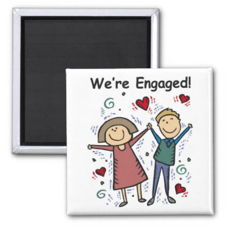 Magnet-We re Engaged