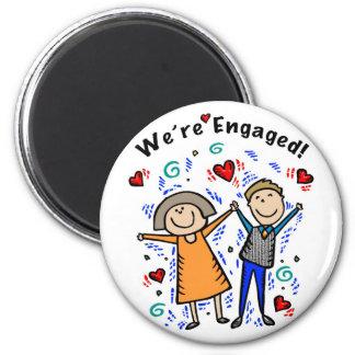 Magnet We re Engaged I