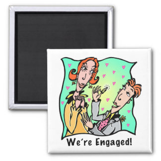 Magnet We re Engaged II