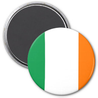 Magnet with Flag of Ireland