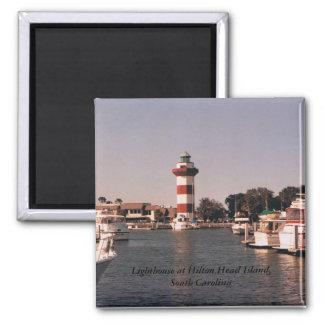 Magnet with Hilton Head Island Photo