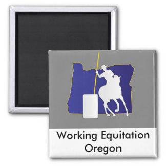 Magnet: Working Equitation Oregon Magnet