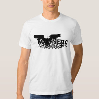 Magnetic Bird Mistake Tee Shirts