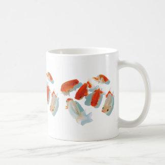 Magnetic cup 3 of viewing chi yu u basic white mug