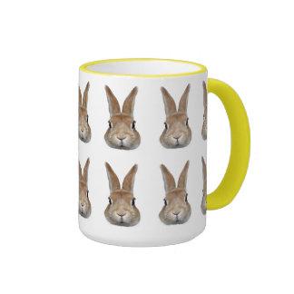 Magnetic cup of rabbit, No.02 Ringer Mug