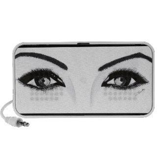 Magnetic Eyes Speaker System