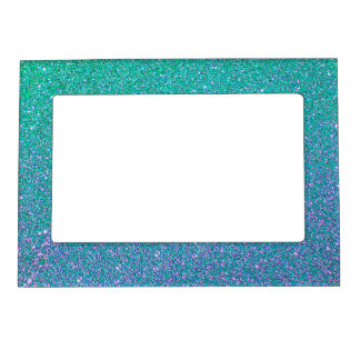 Magnetic Picture Frame/Glitter Picture Frame Magnet