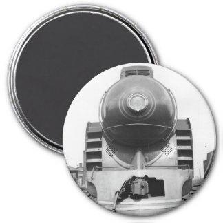 Magnetic Southern Streamliner 7.5 Cm Round Magnet