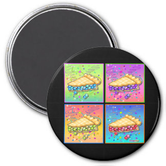 Magnets - Pop Art Piece of Pie