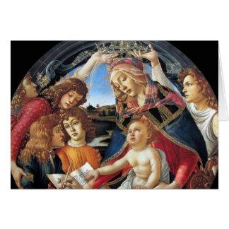Magnificat Madonna Card