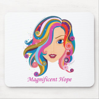 Magnificent Hope Mousepads
