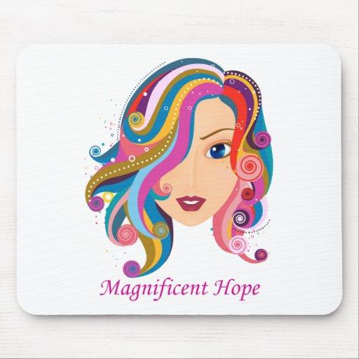Magnificent Hope Mousepads