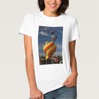 Magnificent Hot Air Balloon Race Decatur Alabama Tshirts
