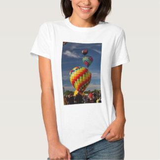 Magnificent Hot Air Balloon Race Decatur Alabama Tshirts