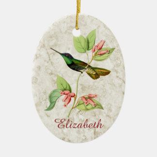 Magnificent Hummingbird Ornament
