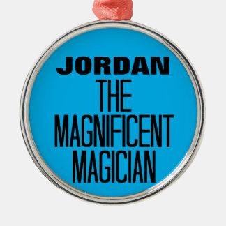 Magnificent Magician Christmas Ornament