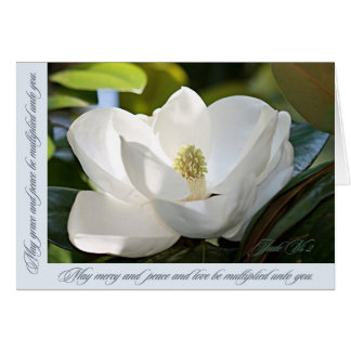 Magnificent Magnolia Card