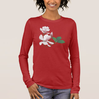 Magnificent Magnolia T Long Sleeve T-Shirt
