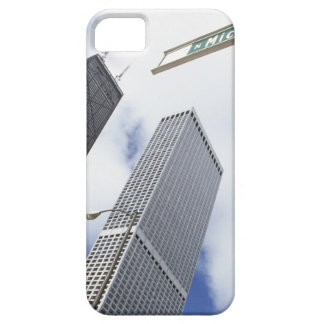 Magnificent Mile, Michigan Avenue, Hancock iPhone 5 Covers