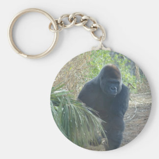 Magnificent Mountain Gorilla Key Ring