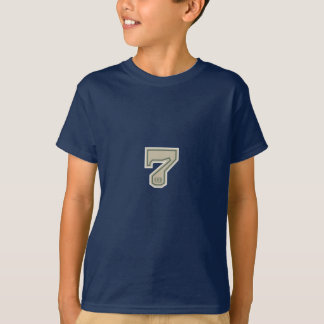 Magnificent Seven Gambling Graphic T-Shirt
