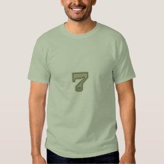 Magnificent Seven Gambling Graphic Tshirt