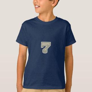 Magnificent Seven Gambling Graphic Tshirts