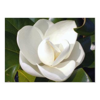 Magnolia Bloom Card