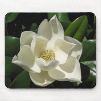 Magnolia Bloom Mouse Mat