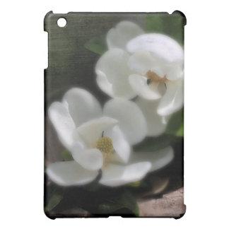 Magnolia Blooms iPad Case