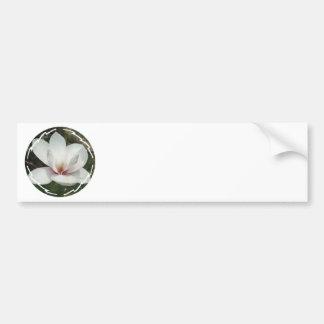 Magnolia Blossom Bumper Sticker