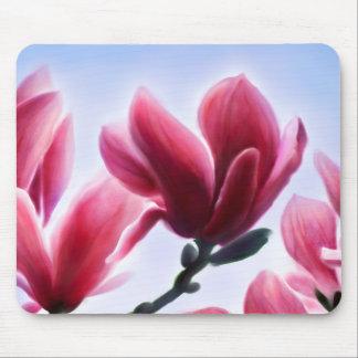 Magnolia Blossoms Mouse Pad