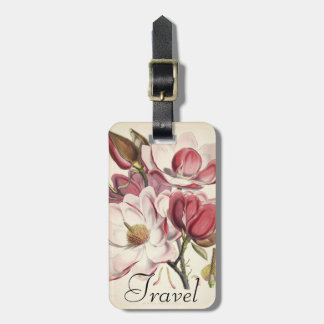 Magnolia - Botanicals Collection Luggage Tag