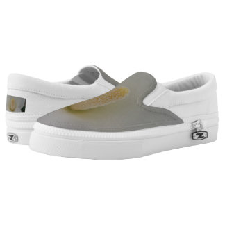 Magnolia Custom Zipz Slip On Shoes,  Men & Women