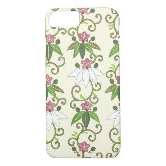 Magnolia Flowers iPhone 7 Case