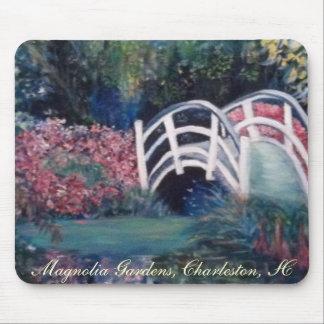 Magnolia Gardens, Charleston, SC Mouse Pad